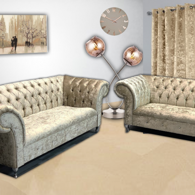Belgravia Chesterfield 2+3 Seater